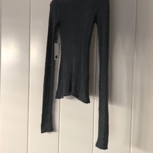 revolve Sweaters - ▪️nwt gray trois sweater▪️long sleeve turtleneck